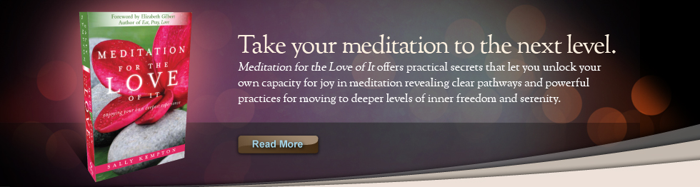 Take your meditation to the next level.