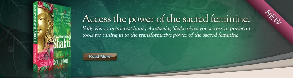 Awakening Shakti New Book by Sally Kempton
