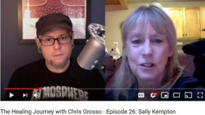 The Healing Journey with Chris Gosso