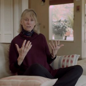 Sally Kempton's interview with Glo at her home