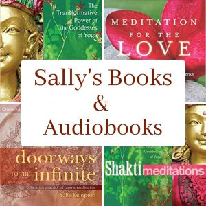 Sally Kempton's books and audiobooks