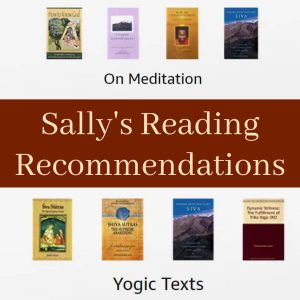 Sally Kempton's reading recommendations